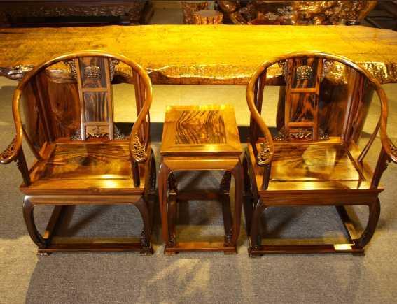 神枘与中国古典楠木家具