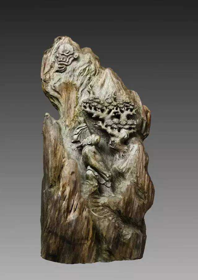 金丝楠木雕作品欣赏