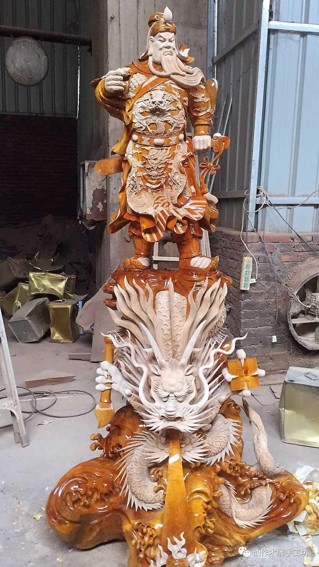 金丝楠与仙作木雕技艺的完美融合