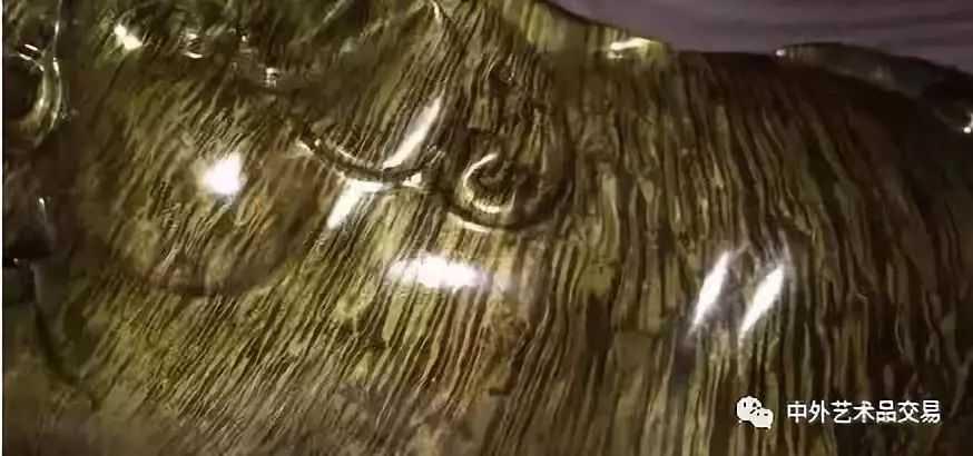 精品金丝楠木阴沉木价格能过千万?这不是笑话