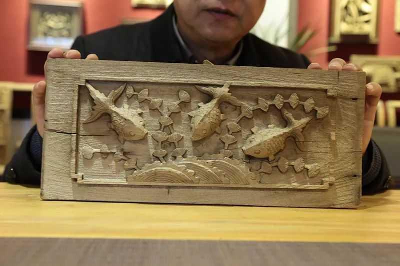 赵雄老师带你欣赏珍惜金丝楠木木雕